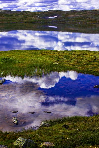 Reflection in Norway
