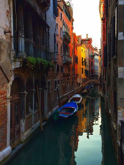 Venice, Sweet Sunshine