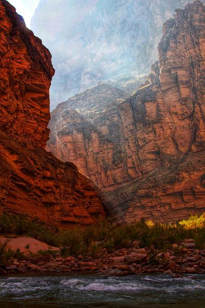 The Grand Canyon, Colorado River