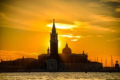 Venice, Hiding the Sun
