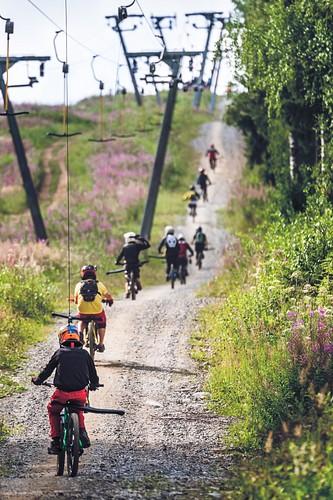 Pyöräily (MTB, DH, Enduro, Bike trial, ...)