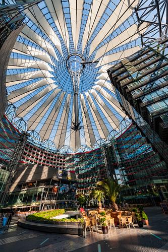 The Sony Center Berlin