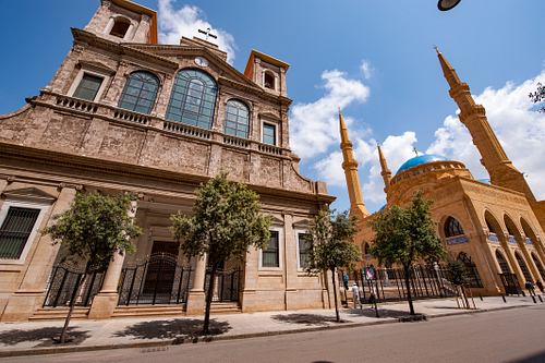 St. George Maronite Cathedral, Beirut