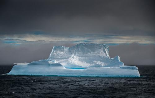 Large Tabular Iceberg