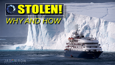 Most Stolen - The Cruise Ship And The Iceberg