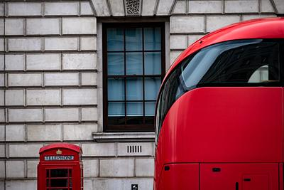 Glimpses of London