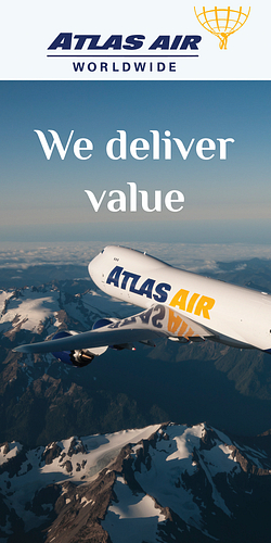 Atlas Air standee2