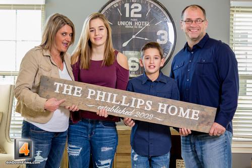 Phillips Family Photoshoot