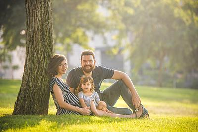 צילומי משפחה- קרן וויקטור