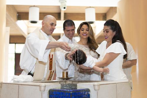 Baptism Janet