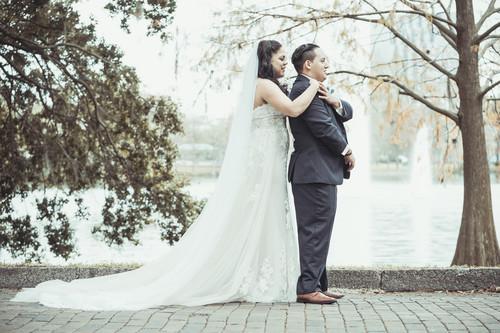 Joy & Andy Wedding