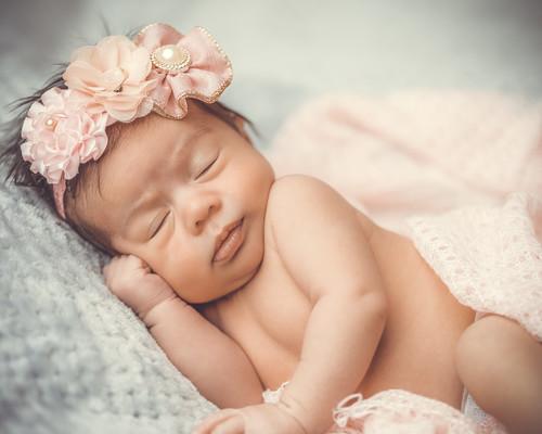 Newborn Alejandra Domicci