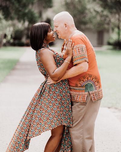 Mark & elizabeth engagement