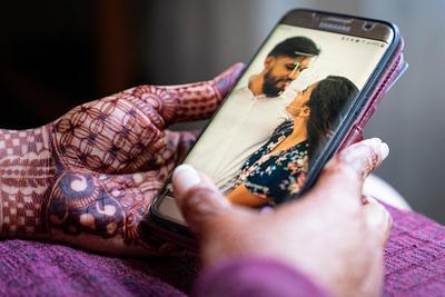 Shariq Wedding