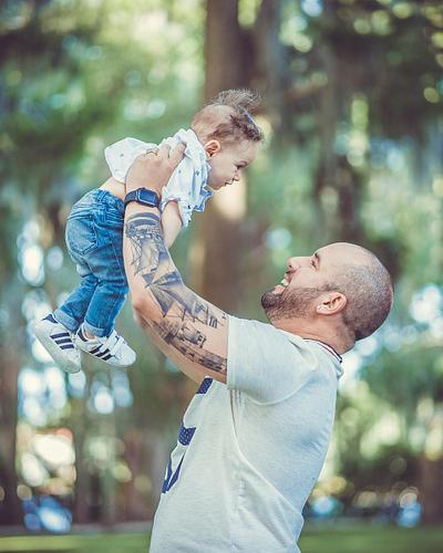 Father & Son Photoshoot
