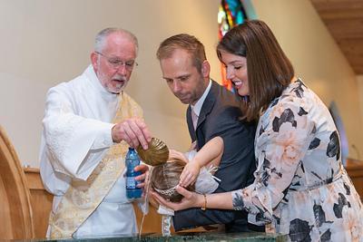 Baptism Jeanne Starr