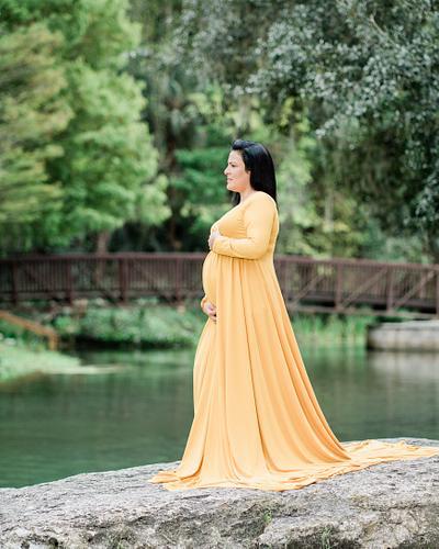 Maternity Geisy at Kelly Park