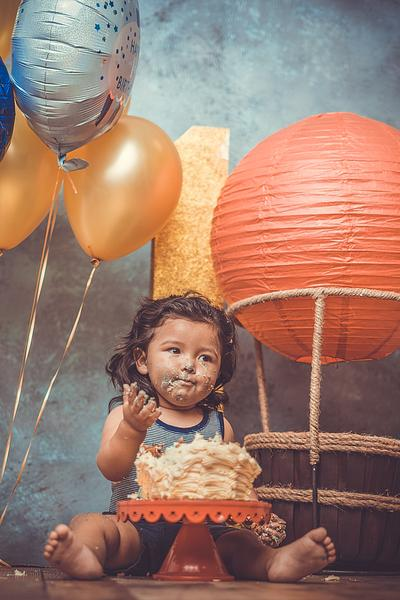 Yadira Smash the Cake