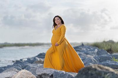 Janet Maternity Photoshoot