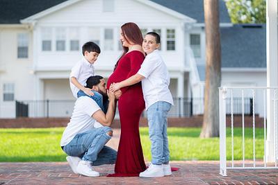Brinda Maternity Photoshoot