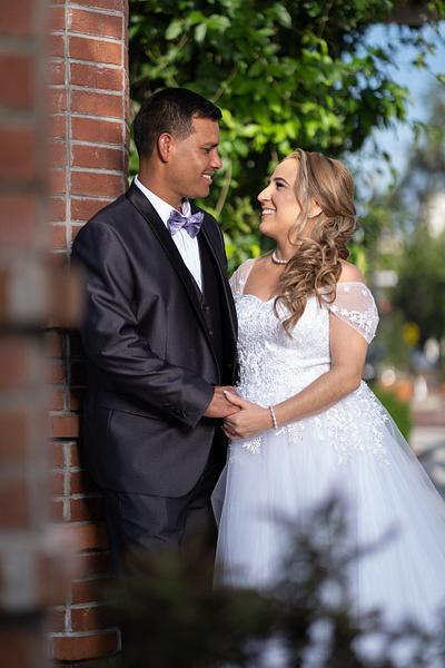 Lidia Wedding Day