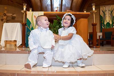 Alma Rosa Baptism