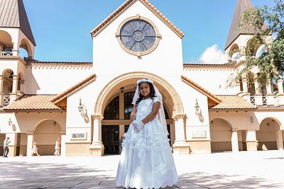 Janet Araus First Communion Gallery