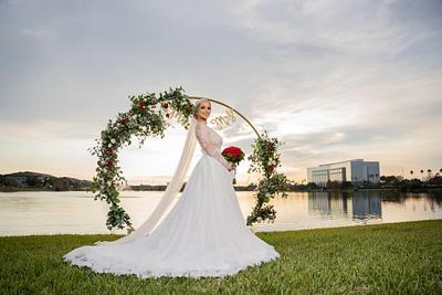 Dalia & Salah Wedding.  Wedding