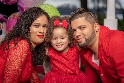 Raquel Díaz Family Pictures