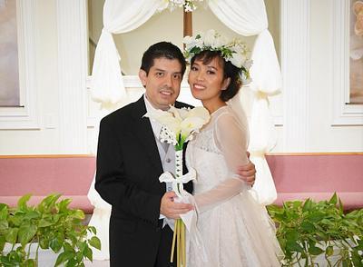 Linda & Gabriel's Wedding