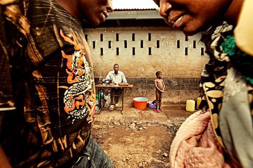 Life in Mathare - Kenya, Africa.