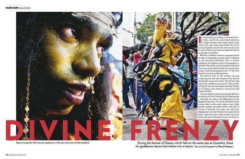 Divine Frenzy