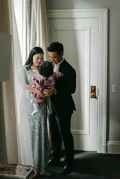 Younha and Family