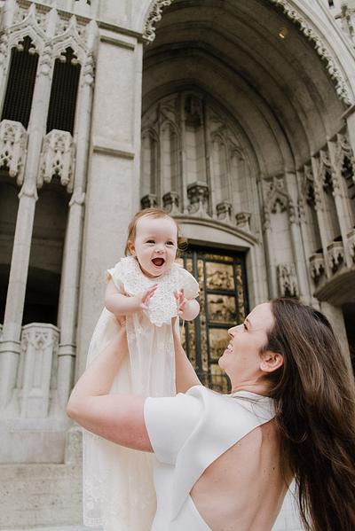 Lulu's Baptism