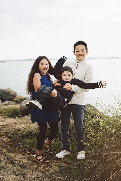 Berna and Family