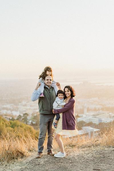 A Berkeley Family Session