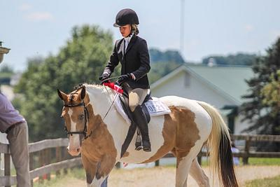 Hoofbeats in the Heart of Appalachia 4-H Show, August 2019