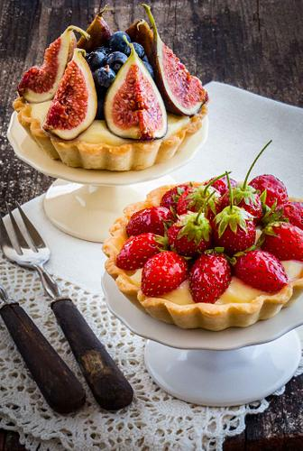 tartlets fruit