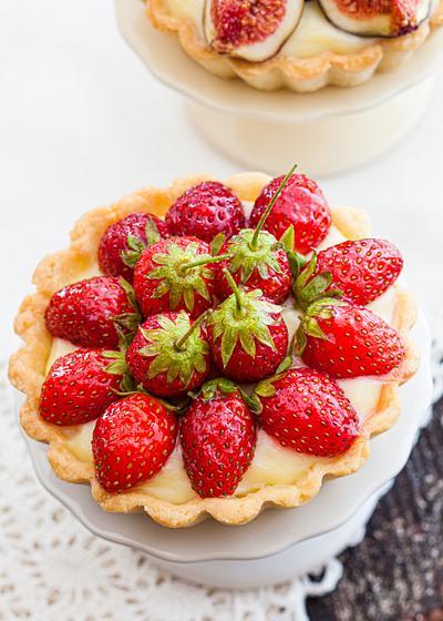 tartlet strawberry