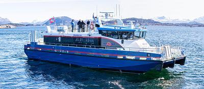 Florø skyssbåt AS