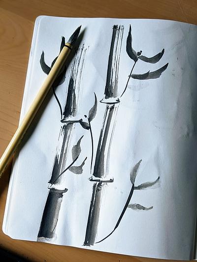 Ink Work ~ Sketches