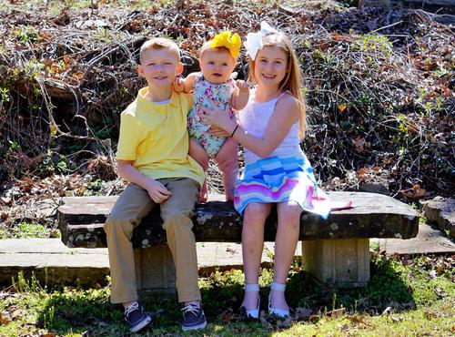 Logan, Riley, & Thea