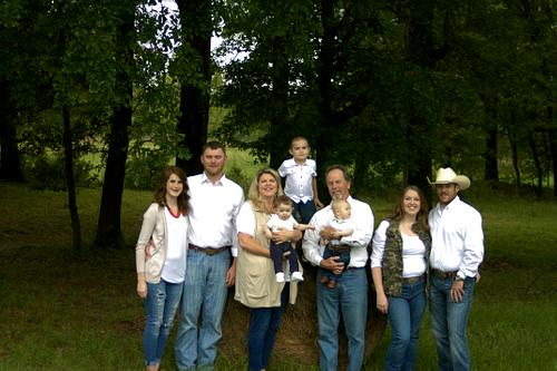 Martin/Armstrong Family