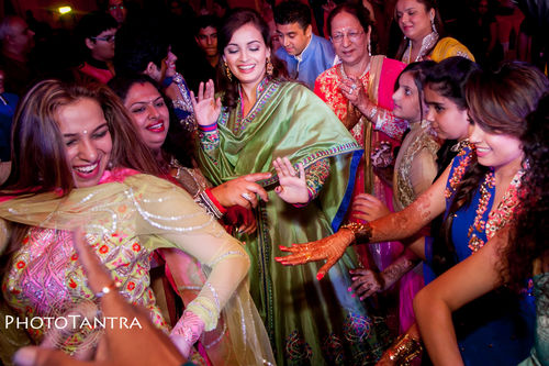 Bollywood Celebrity Wedding in India