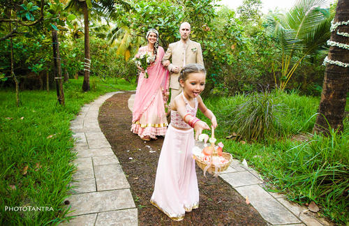 Destination Wedding Photographer Goa