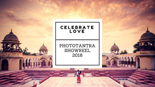 CELEBRATE LOVE: PHOTO TANTRA SHOWREEL 2018