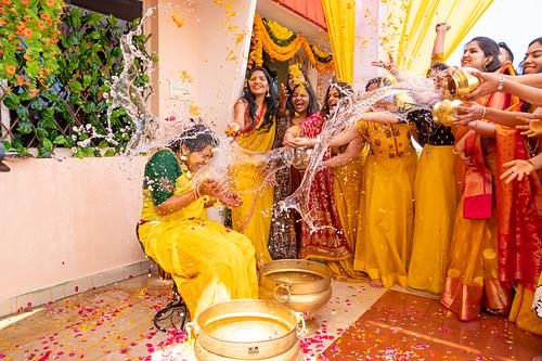 Top Wedding Photographer in Hyderabad