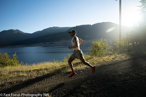 Cascade Express Marathon 2018