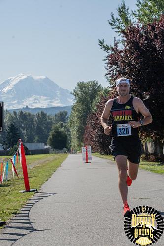 B & O Half Marathon 2019