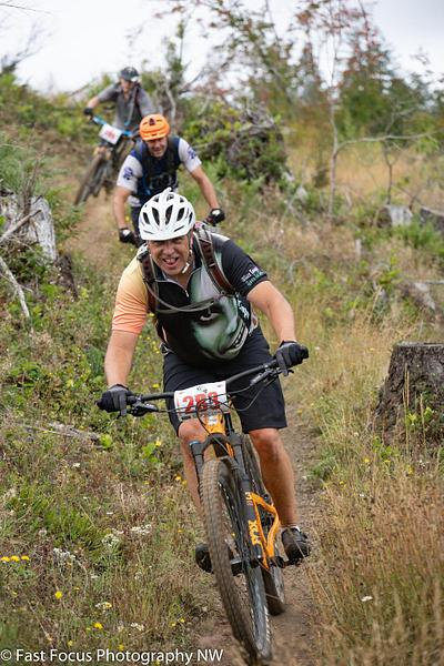 Capitol Forest Mountain Bike Race